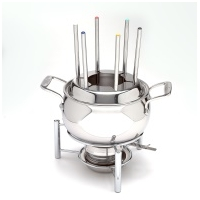 All-Clad Fondue Pot Special -- Packed and Ready for Christmas